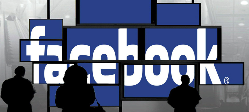 Facebook Sign Logo