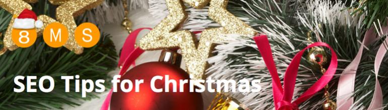 SEO Tips For Christmas - 8MS