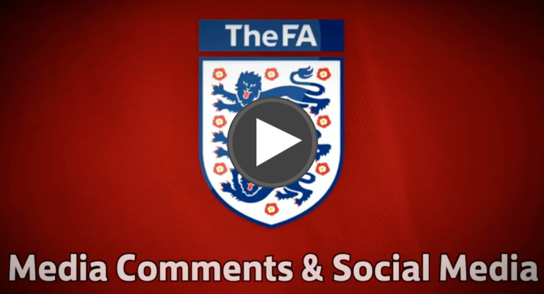 FA - Social Media comments Rulebook Analysis - click to play video