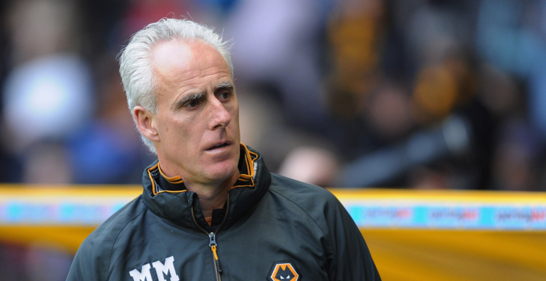 Mick McCarthy - former Wolves manager