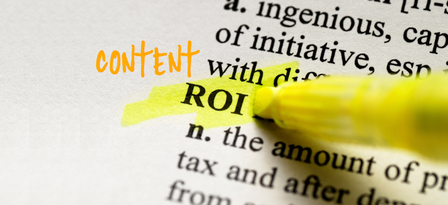 Connecting Content To ROI - 8MS