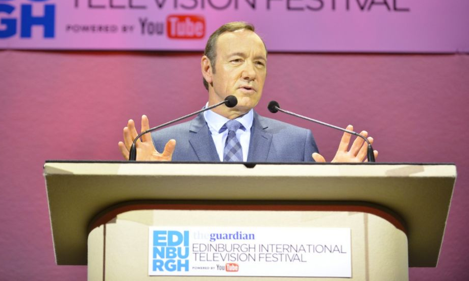 Kevin Spacey - Content & Storytelling