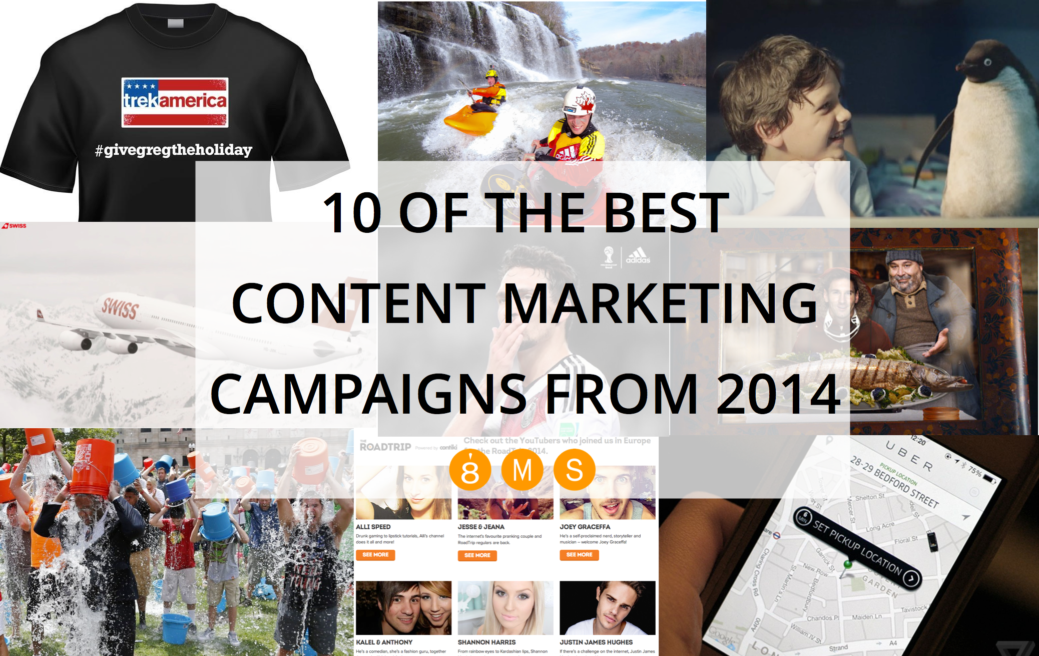 10 Of The Best Content Marketing Campaigns From 2014 - 8MS