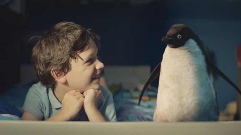 John Lewis - Monty The Penguin 2014