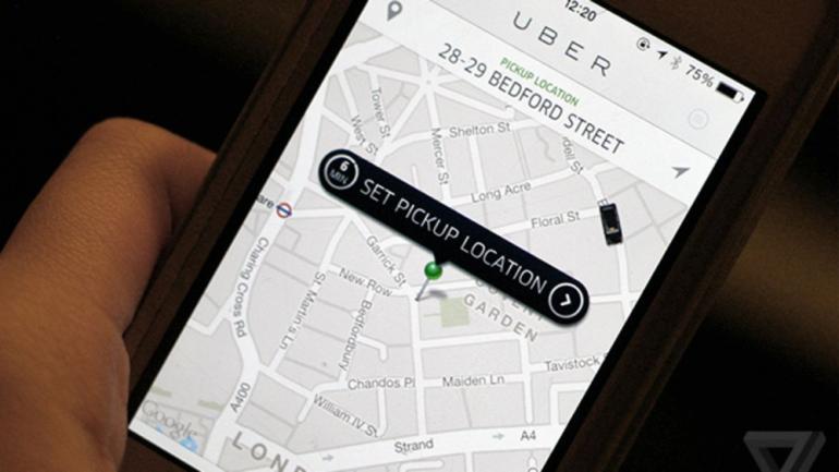 Uber - Content Marketing - 2014