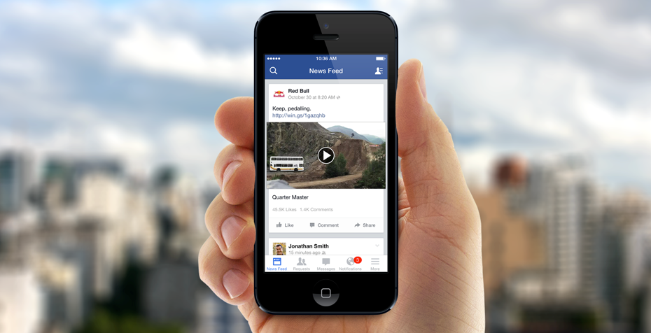 Facebook Launch New Video Features