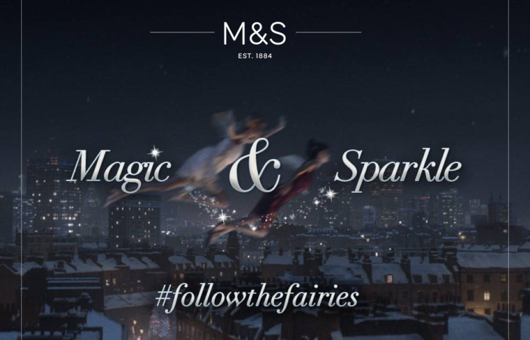 Marks And Spencer - Christmas Advert 2014