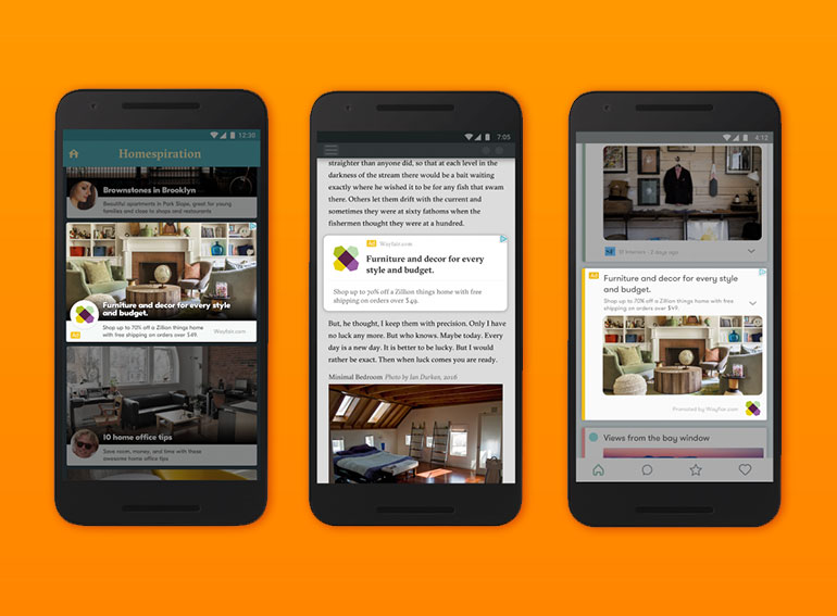 Responsive Mobile Ads