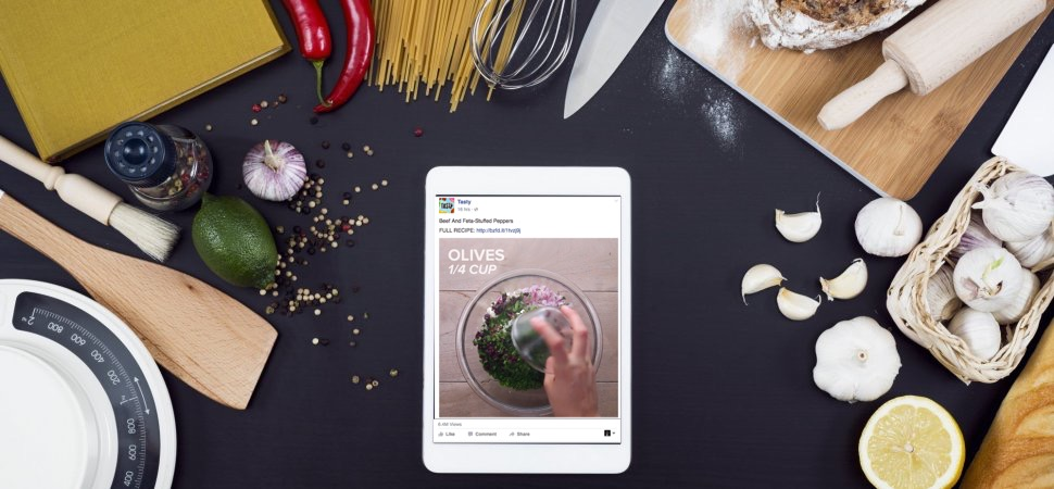 How Technology and the Internet are changing the way we cook