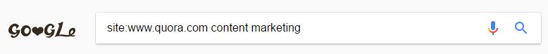 Quora Site Search