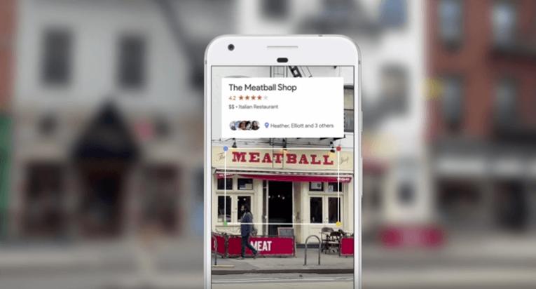 google lens restaurant image identification