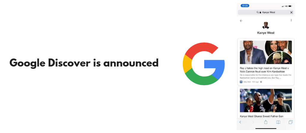 Google Discover is Announced