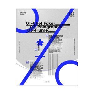 Vasjen Katro Graphic Design Poster