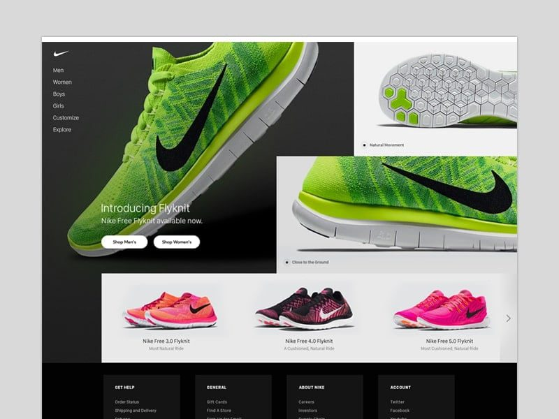 Nike Flyknit Fun by Michael Martinho